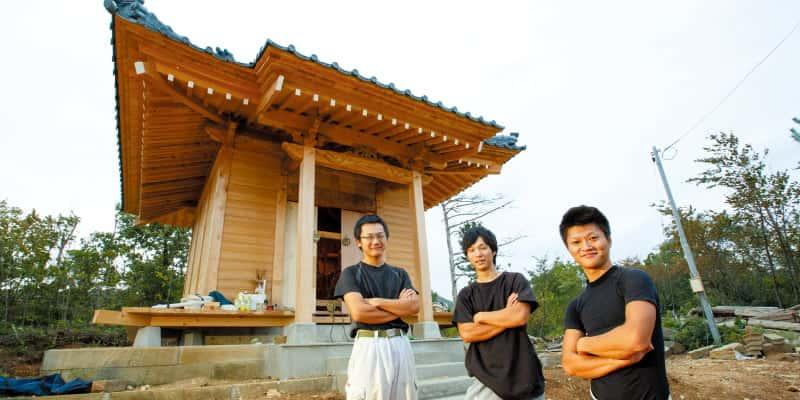「本物でリアルに学ぶ」社寺建築の修理・再生工事を実施!